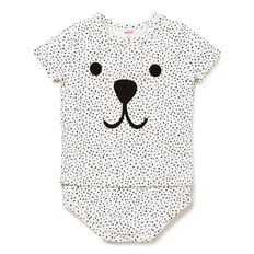 Bear Face Bodysuit