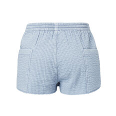 Textured Mini Short