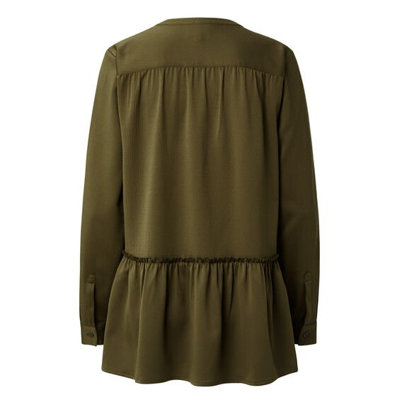 Floaty Frill Top