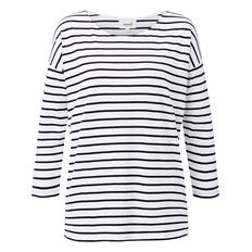 Easy Stripe Tee