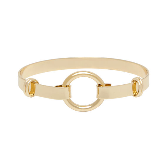 Ring Clasp Bangle