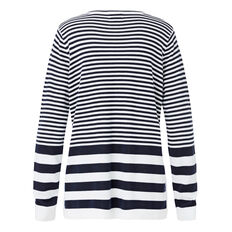 Parisienne Stripe Sweater