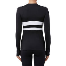 Racer Panel Long Sleeve Top