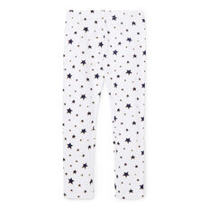 Foil Star Legging