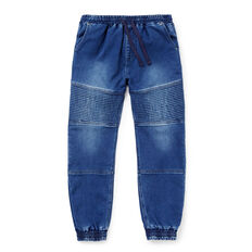 Denim Terry Pant