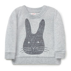 Bunny Face Crew Sweater