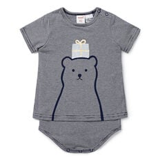 Gift Bear Bodysuit
