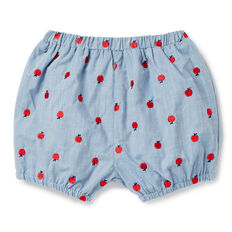 Apples Chambray Bloomer