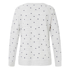Sparkly Night Embroidered Sweat