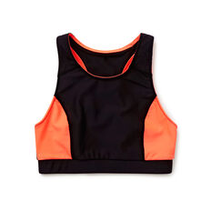 Colour Block Crop