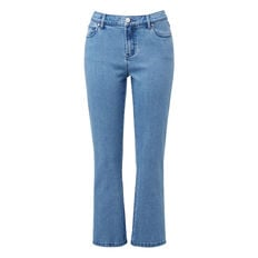 Cropped Flare Jean