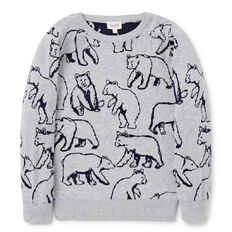 Jacquard Bears Knit