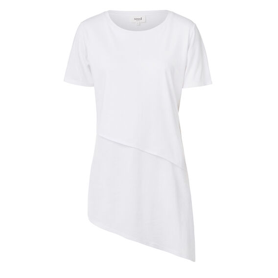 Asymmetrical Split Tee