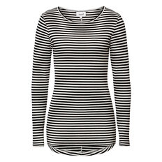 Scooped Knit Top