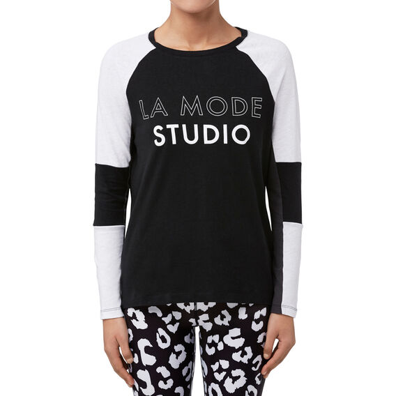 La Mode Studio Long Sleeve Tee