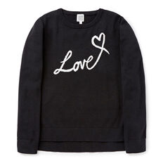 'Love' Sweater