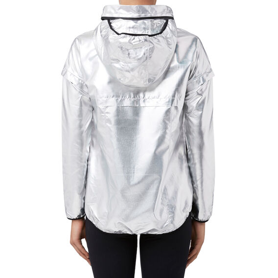 Metallic Anorak