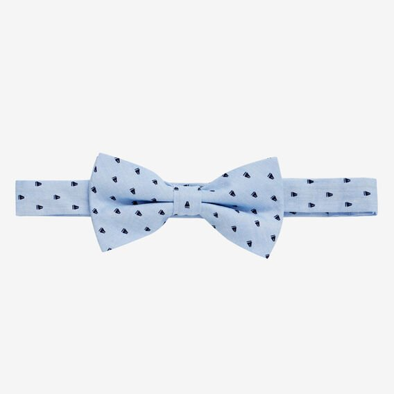 Chambray Yacht Bow Tie