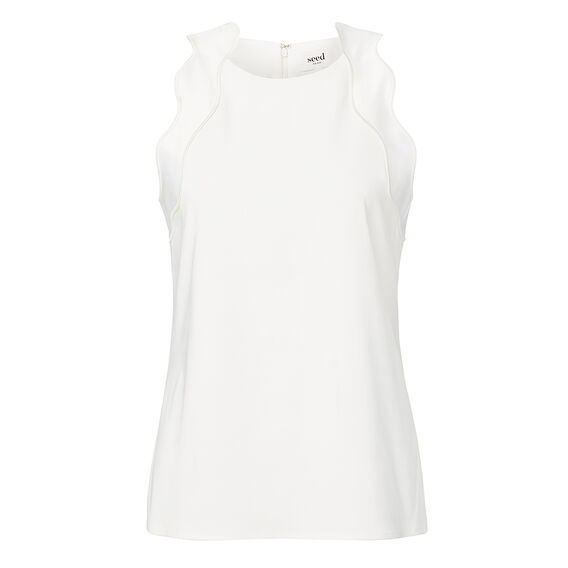Collection Wave Trim Top