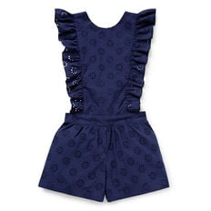 Broderie Playsuit
