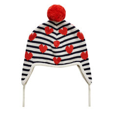 Stripes In Love Beanie