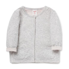 Double Knit Cardigan
