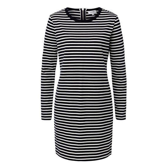 Long Sleeve Stripe Dress