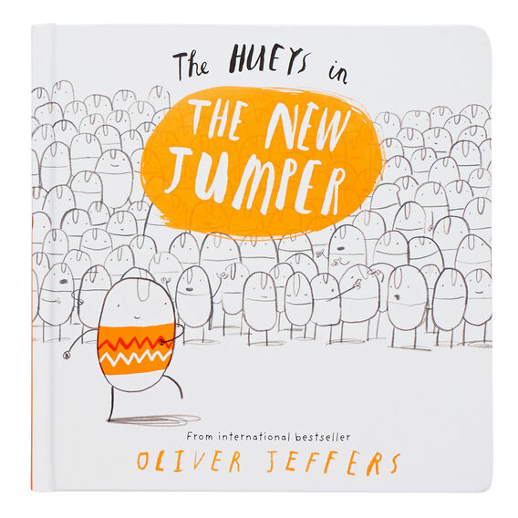 The Hueys In The New Jumper Book