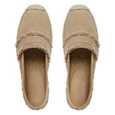 Louise Frayed Espadrille