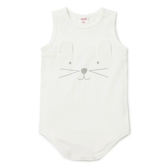 Novelty Tank Bodysuit