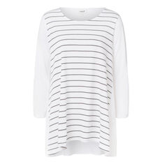 Splice Stripe Top