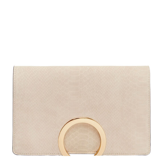 Miranda Cut Out Clutch