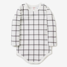 Grid Bodysuit