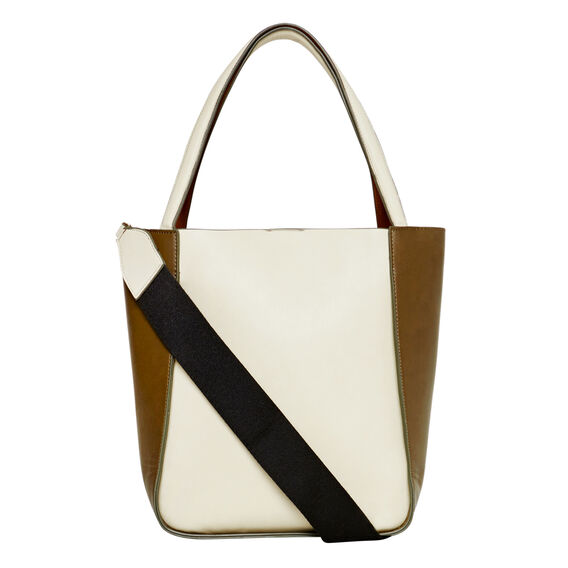 Lola Contrast Tote
