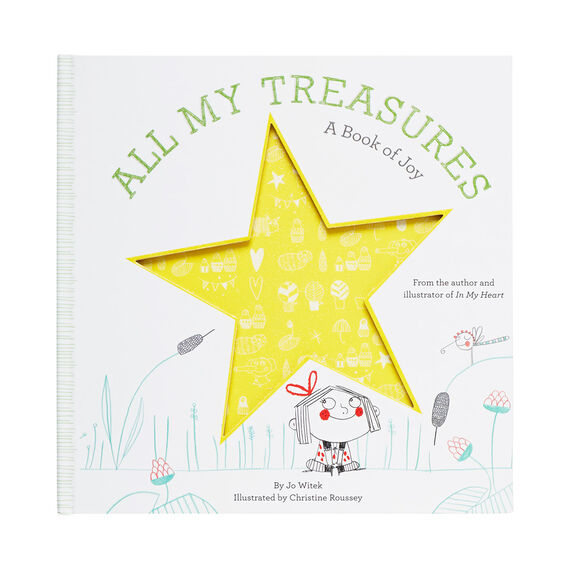 All My Treasures Book