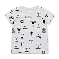 Funny Faces Tee