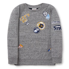 Double Jersey Sweater