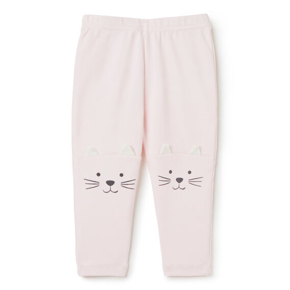 Cat Knee Legging