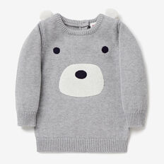 Crew Knit Bear Ears