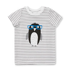 Penguin Stripe Tee