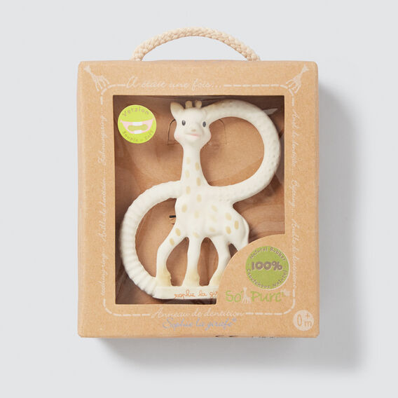 Sophie Giraffe Teething Ring