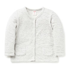Double Knit Jersey Cardigan