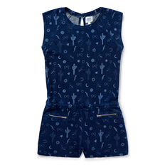 Indigo Playsuit