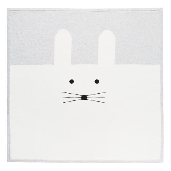 Bunny Face Blanket