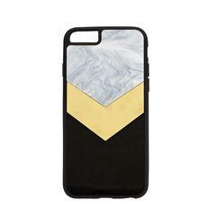 MARBLE METALLIC CASE 6