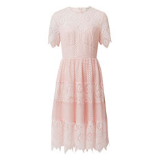 Tier Lace Dress