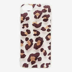 Ocelot Print Phone Case 7