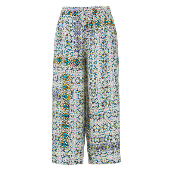 Resort Printed Culotte