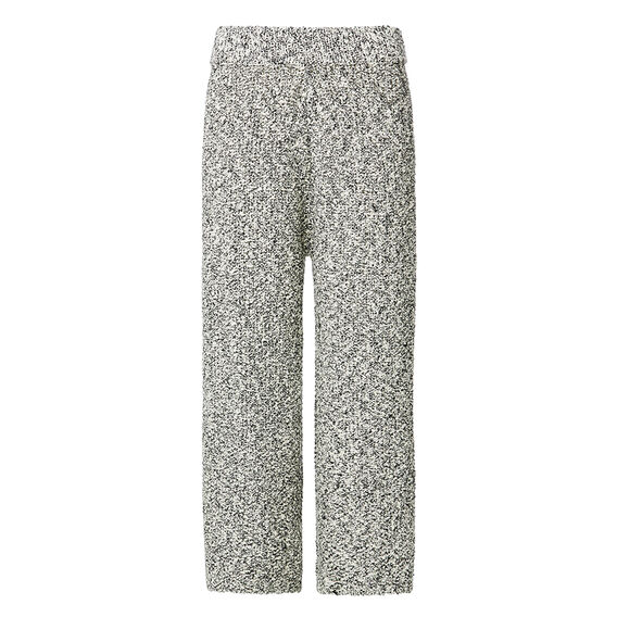 Knitted Culotte Pant