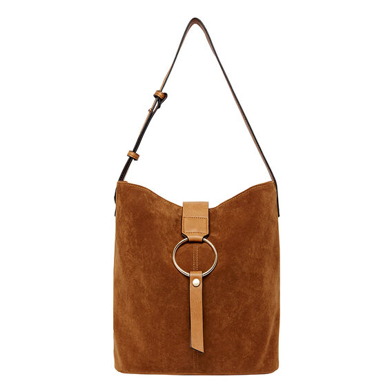 Ring Slouch Bag